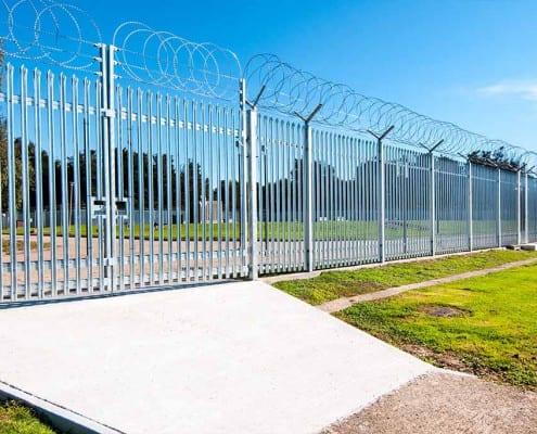 Pharoah Fencing Utilities Sector