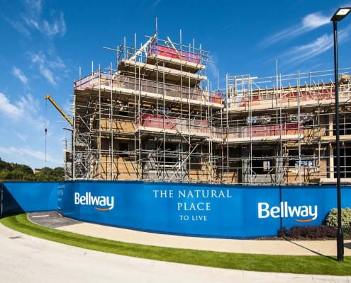 Bellway Housing Sector