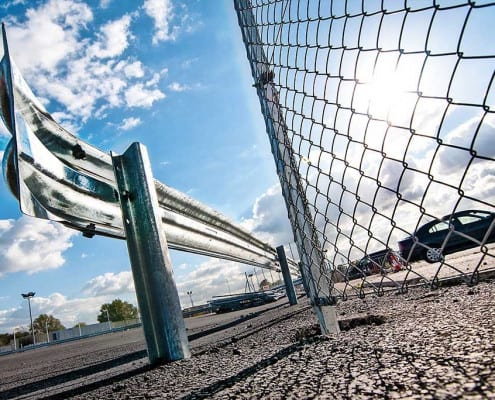 Pharoah Fencing Highways Sector