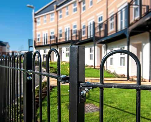 Pharoah Fencing Fabricated Fences