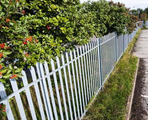 Pharoah Commercial Fencing Contractor