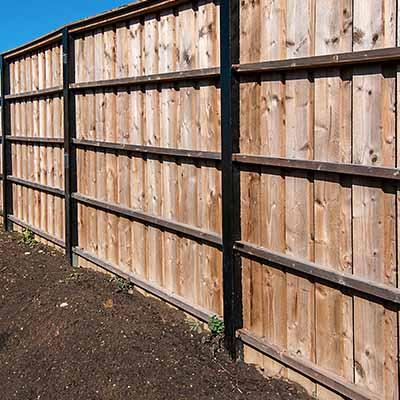 Pharoah Fencing Acoustic