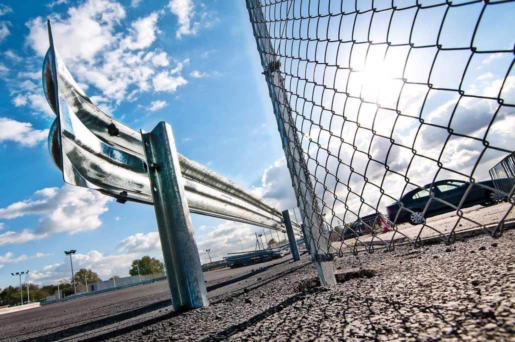 Pharoah Fencing Highway Sector